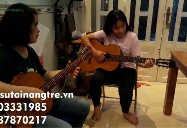 Cần gia sư dạy đàn Guitar tại quận 5