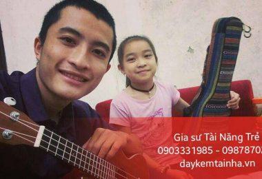 Giáo viên đàn Guitar tại nhà