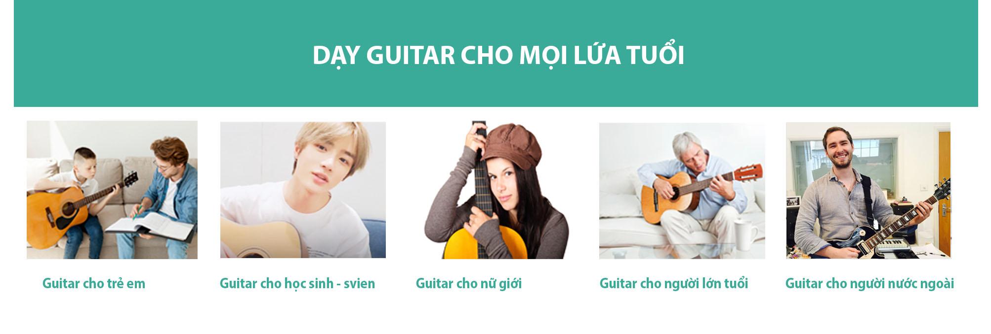 day dan guitar tai nha